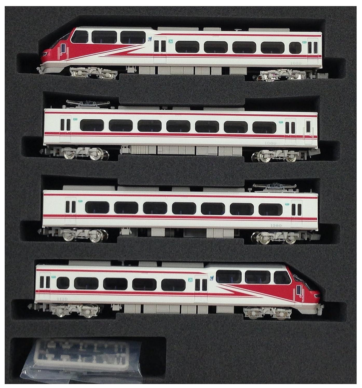 グリーンマックス Nゲージ 4188 名鉄1000系パノラマsuper全車特別車増結 (塗装済完成品) B004S00KB2