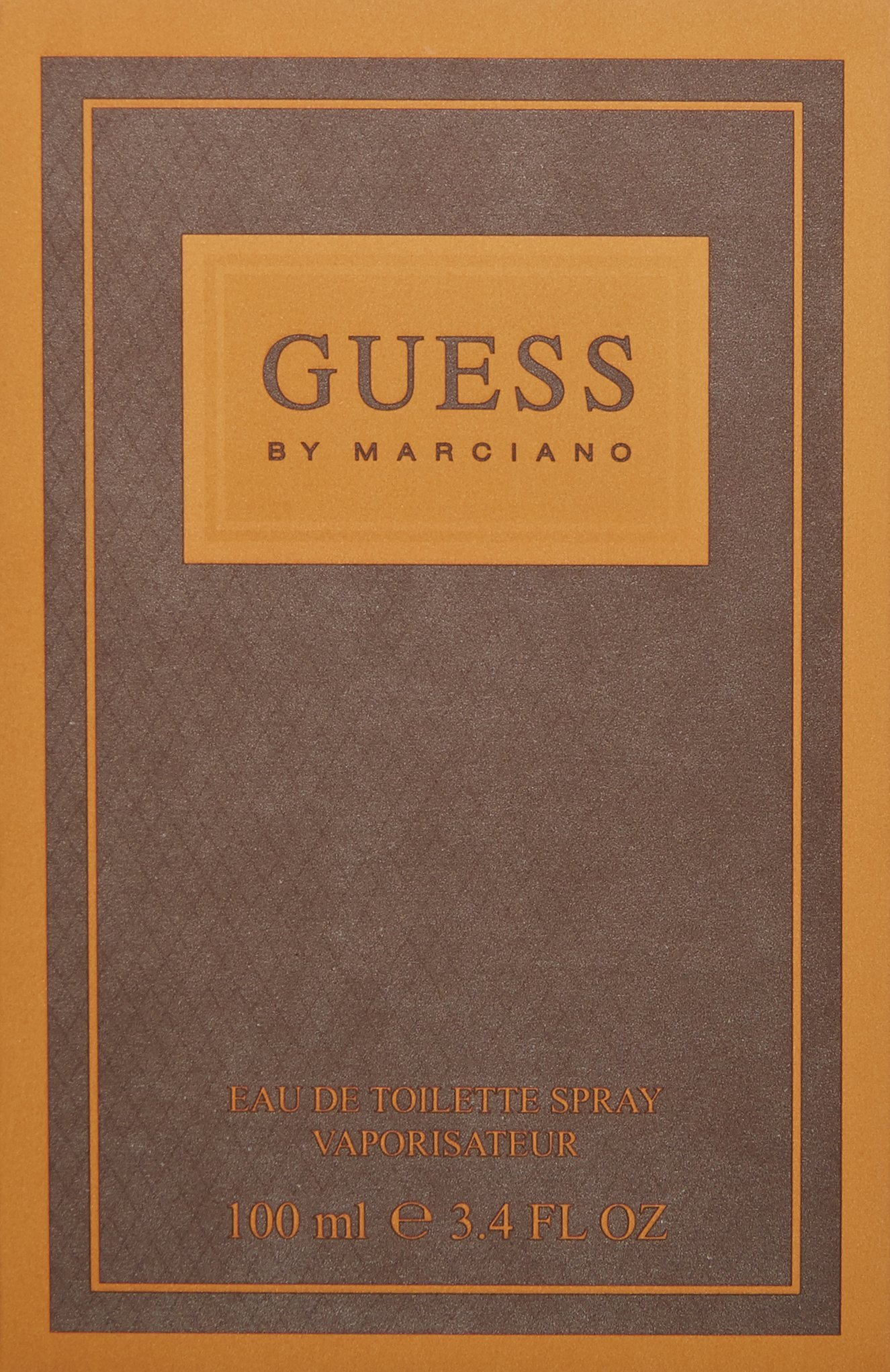 Guess By Marciano by Guess for Men. Eau De Toilette Spray 3.4-Ounce by GUESS (Image #3)