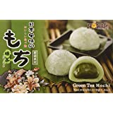 1 X Royal Family Japanese Green Tea Mochi - 7.4 Oz / 210g