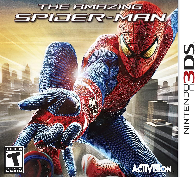 amazon com the amazing spider man nintendo 3ds nintendo 3ds