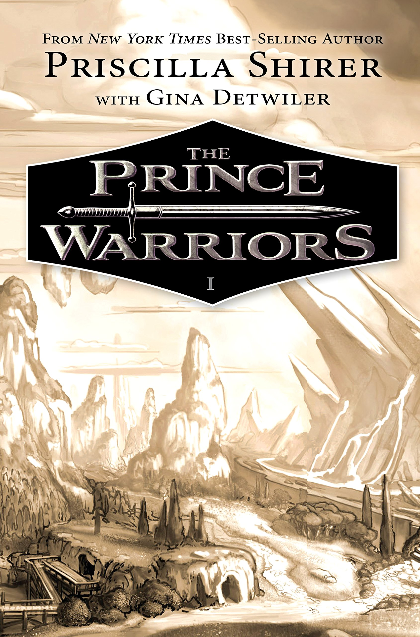 Amazon.com: The Prince Warriors (9781433690198): Shirer, Priscilla,  Detwiler, Gina: Books