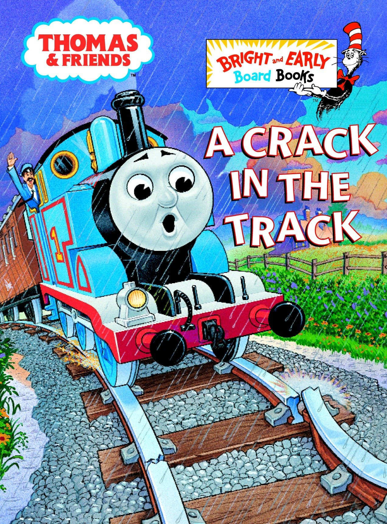 Download A Crack in the Track (Thomas & Friends) ebook