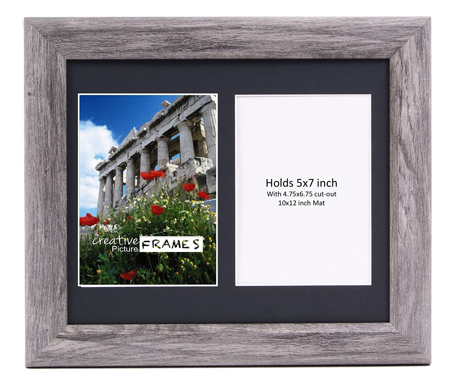 Amazon.com - Creative Picture Frames CreativePF 6 Opening Glass Face ...
