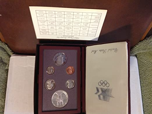 1984 US Proof Set in Original Mint Packaging FREE SHIPPING