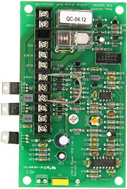 Zodiac W222091 Printed Circuit Board Assembly Replacement