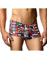 Male Power Men's Underwear International Flag Collection