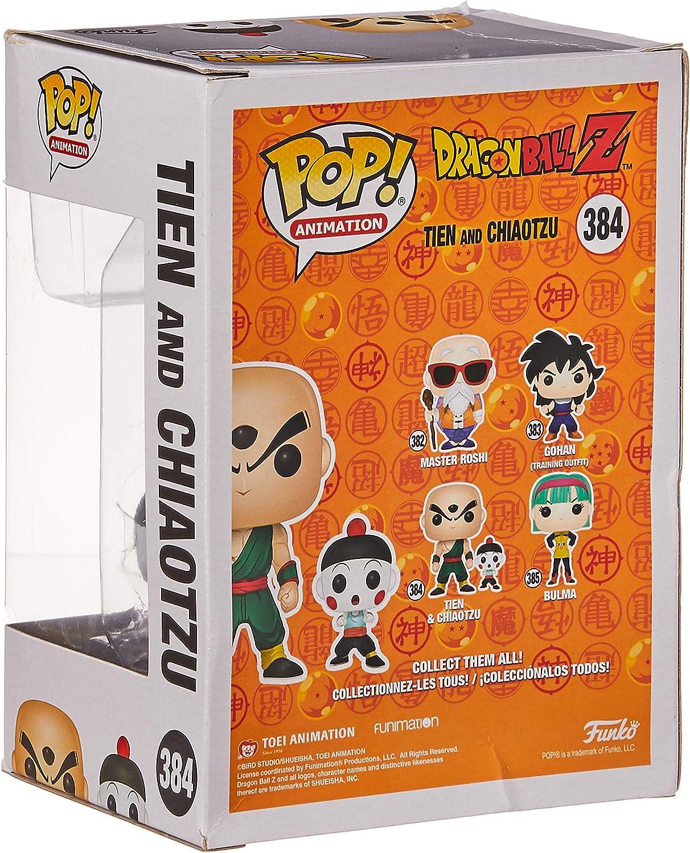 Tien la Shinhan et Chiaotzu-Dragonball Z Funko POP VINYLE
