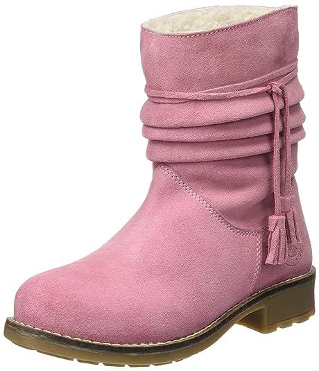 Coronel Tapiocca C350-39 - Botas para Mujer, Color Rosado (39 sj Rosa), Talla 37