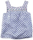 Carter's Baby Girls' Woven Fashion Top, Print, 18