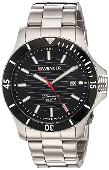 Reloj - Wenger - Para - 01.0641.118