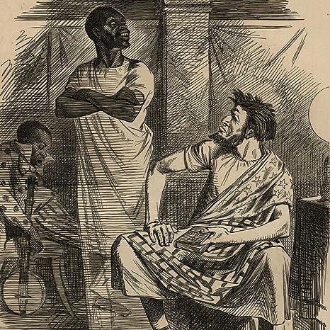 Amazon Com Abraham Lincoln Political Cartoon 1863 African American