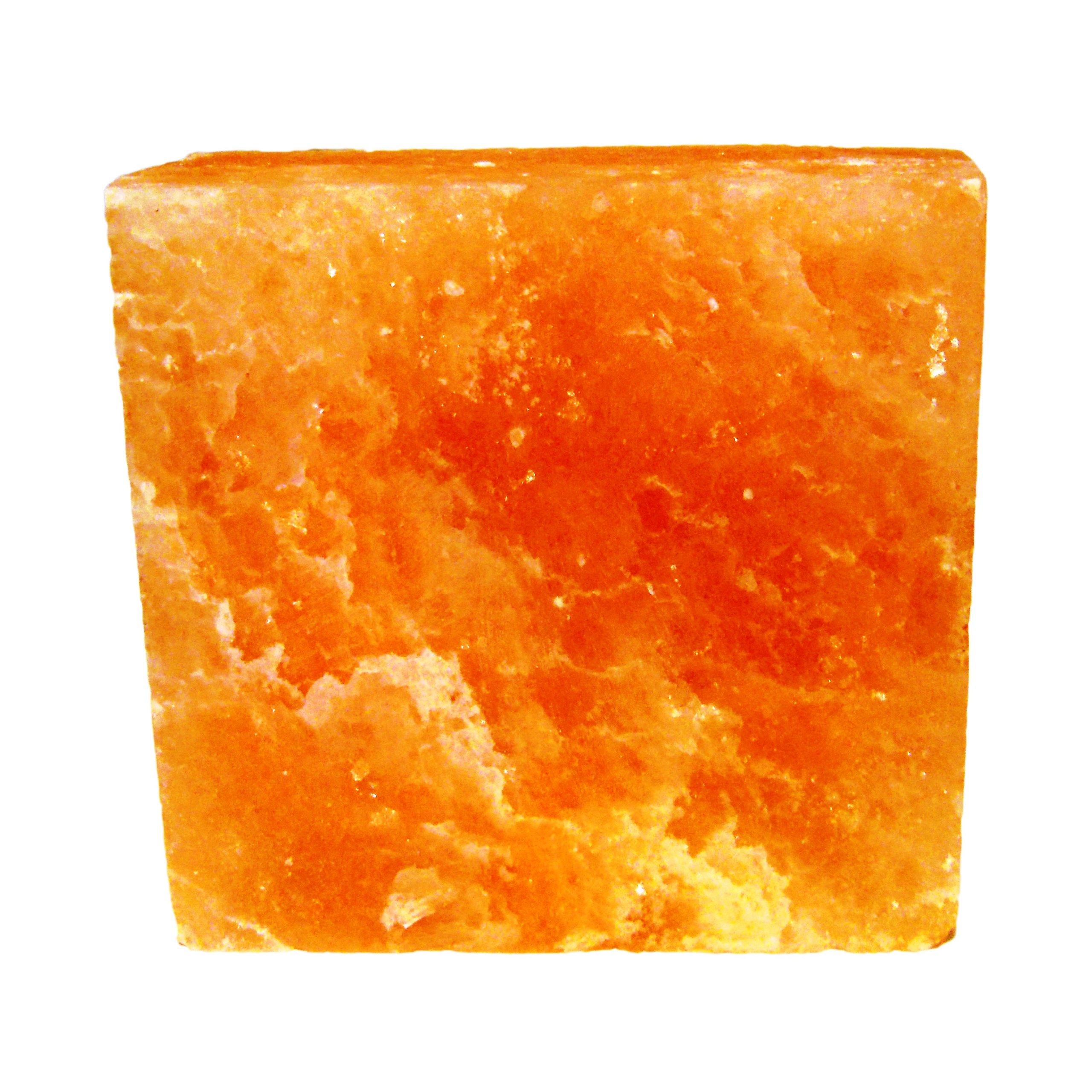 Natural Himalayan Salt Plate / Slab / Block Pink Square 8x8x2-Inch by SaltSkil (Image #3)