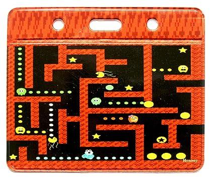 PacDue - Funda para tarjeta de identificación, 94 mm x 80 mm ...