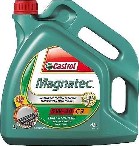 Castrol Magnatec 5w 40 C3 Engine Oil 4l Auto