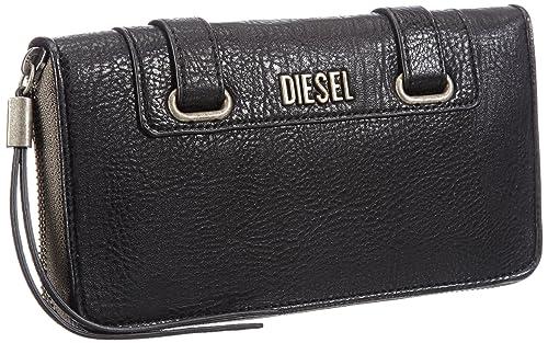 Diesel REMIXIN Tape GRANATO - Monedero de Material ...