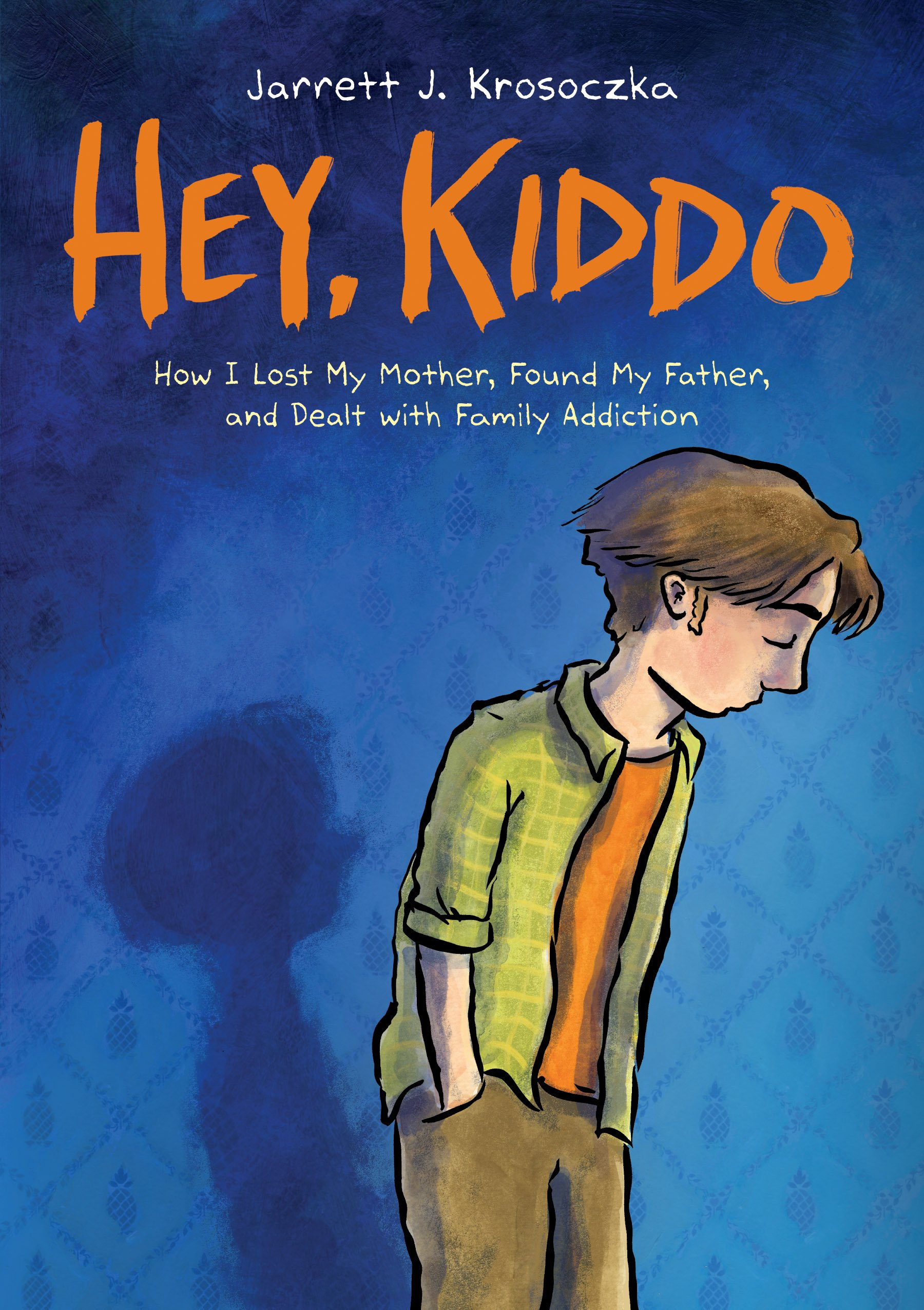 Image result for hey kiddo book