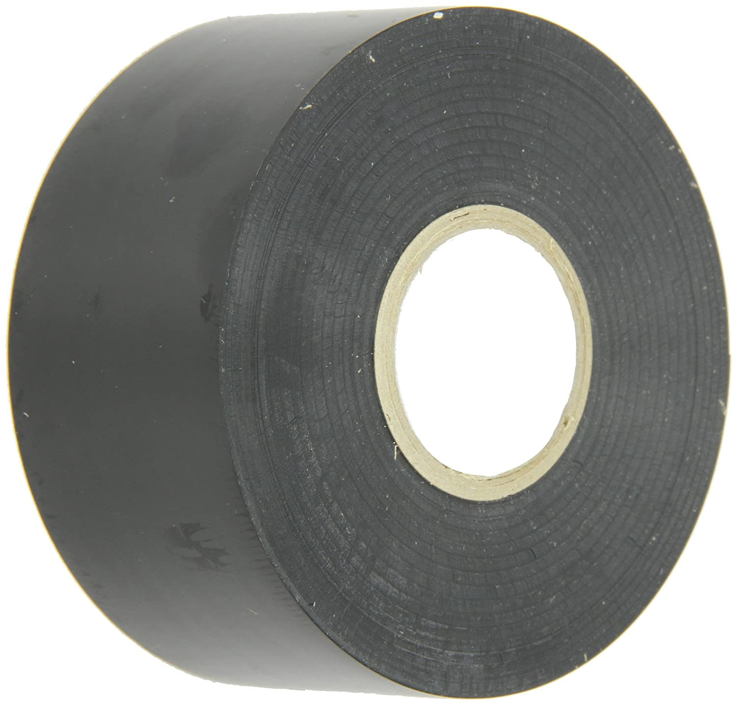 "NSi Industries, LLC Easy-Wrap All Weather Corrosion Protection PVC Tape, 2"" Width, 100' Length, 0.010"" Thick, Black - EWPP102100"