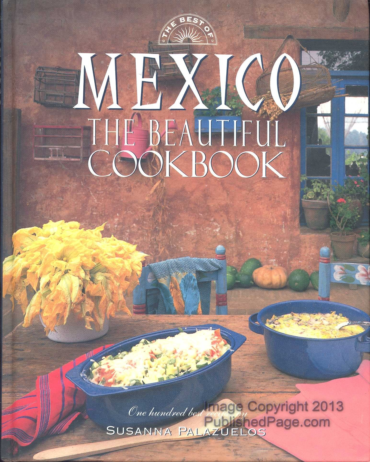 The Best of Beautiful Cookbooks: France, Italy & Mexico [Gift Boxed Set]