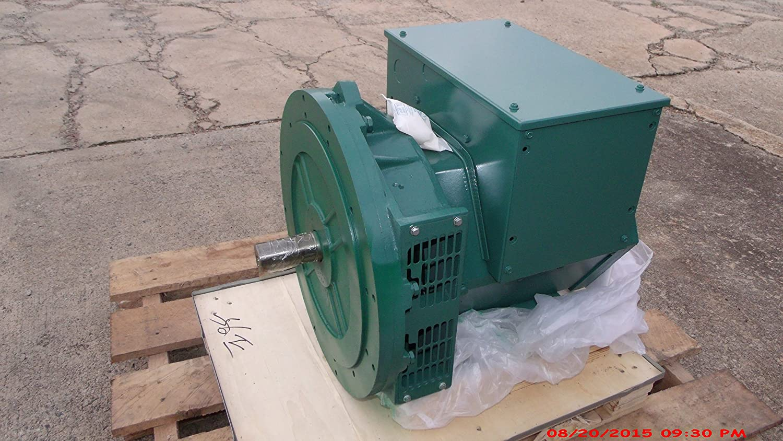 Generator Head 184f 25kw 1 Phase 2 Bearing 120 240 Volts Prime Genset Pr6500cl 5000watt 1800 Rpm Automotive