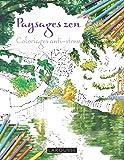 Paysages zen coloriages anti-stress