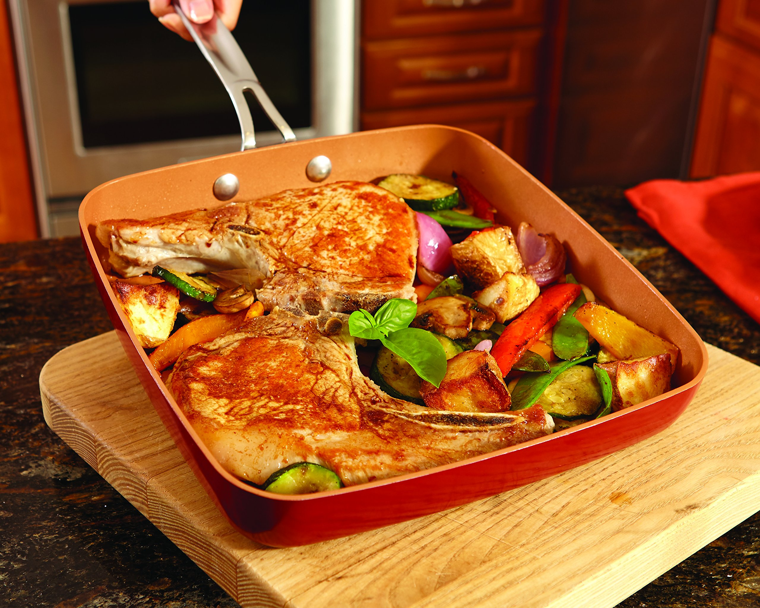 Red Copper Pan Reviews - The Ultimate Buyer\u0027s Guide