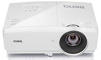 BenQ MH684 - Proyector DLP 3D FullHD 1080p (3500 Lumens, HDMI, USB), color blanco