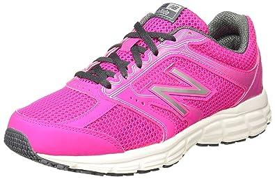 460 V2 Pink/Grey Running Shoes