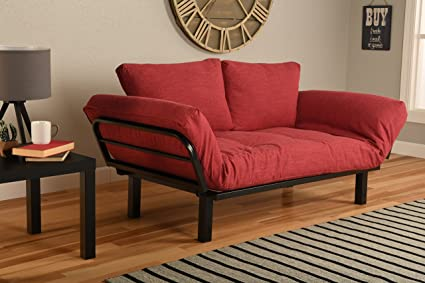 Amazoncom Kodiak Best Futon Lounger Sit Lounge Sleep Smaller Size
