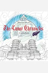 The Lunar Chronicles Coloring Book Paperback
