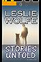 Stories Untold: A Gripping Psychological Thriller