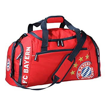 FC Bayern M/ünchen Sporttasche FC Bayern M/ünchen Aufkleber