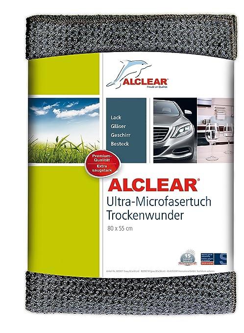 84 opinioni per Alclear 820901M 820901MIF Asciugatura Perfetta Maxi Panno in Microfibra, 80 x 55