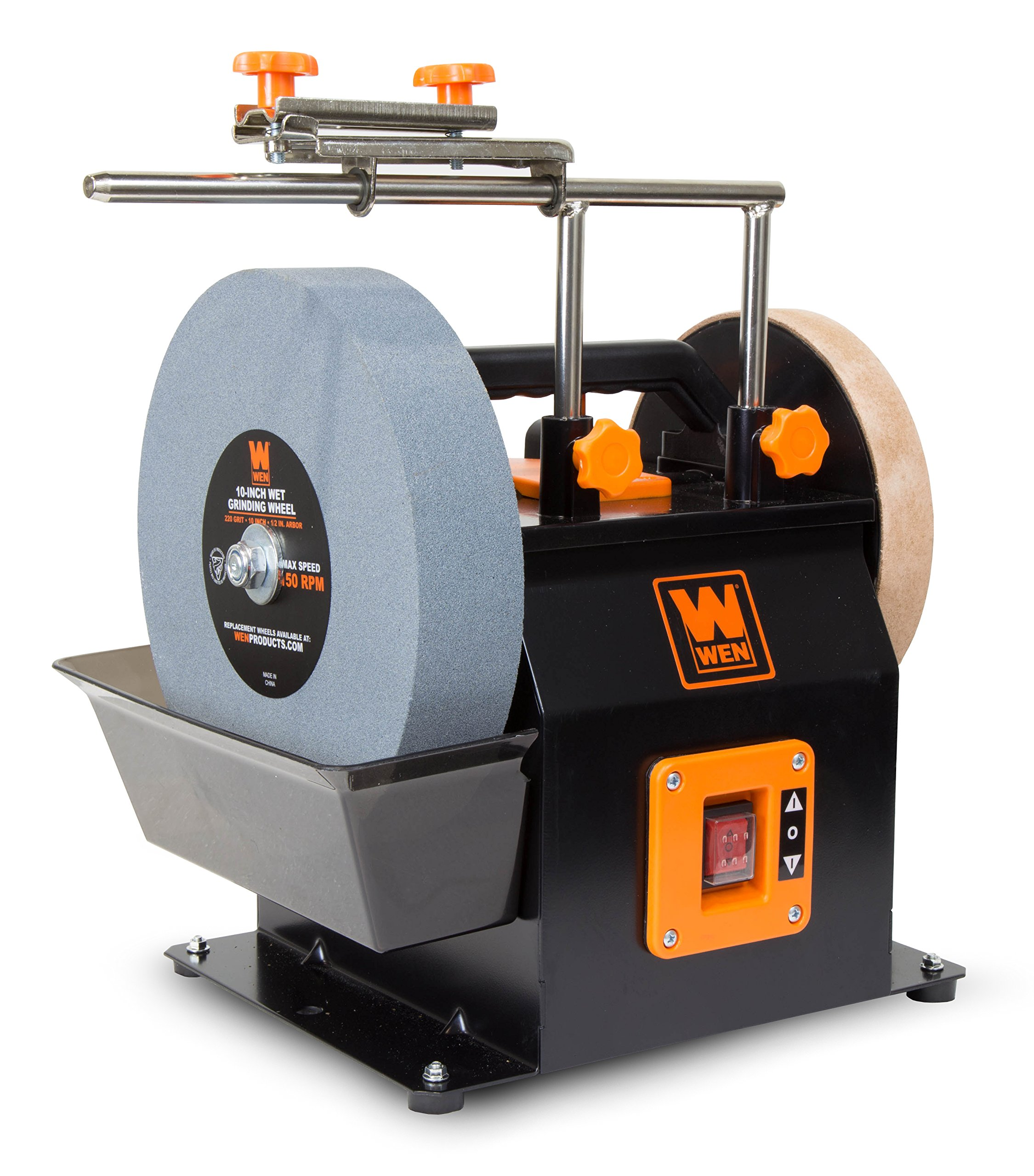 WEN 4270 10'' 2-Direction Water Cooled Wet/Dry Sharpening System by WEN