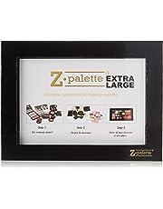 Z Palette Pro Makeup Palette, Extra Large, Black