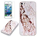 for iPod Touch 5/6 Marble Case with Screen