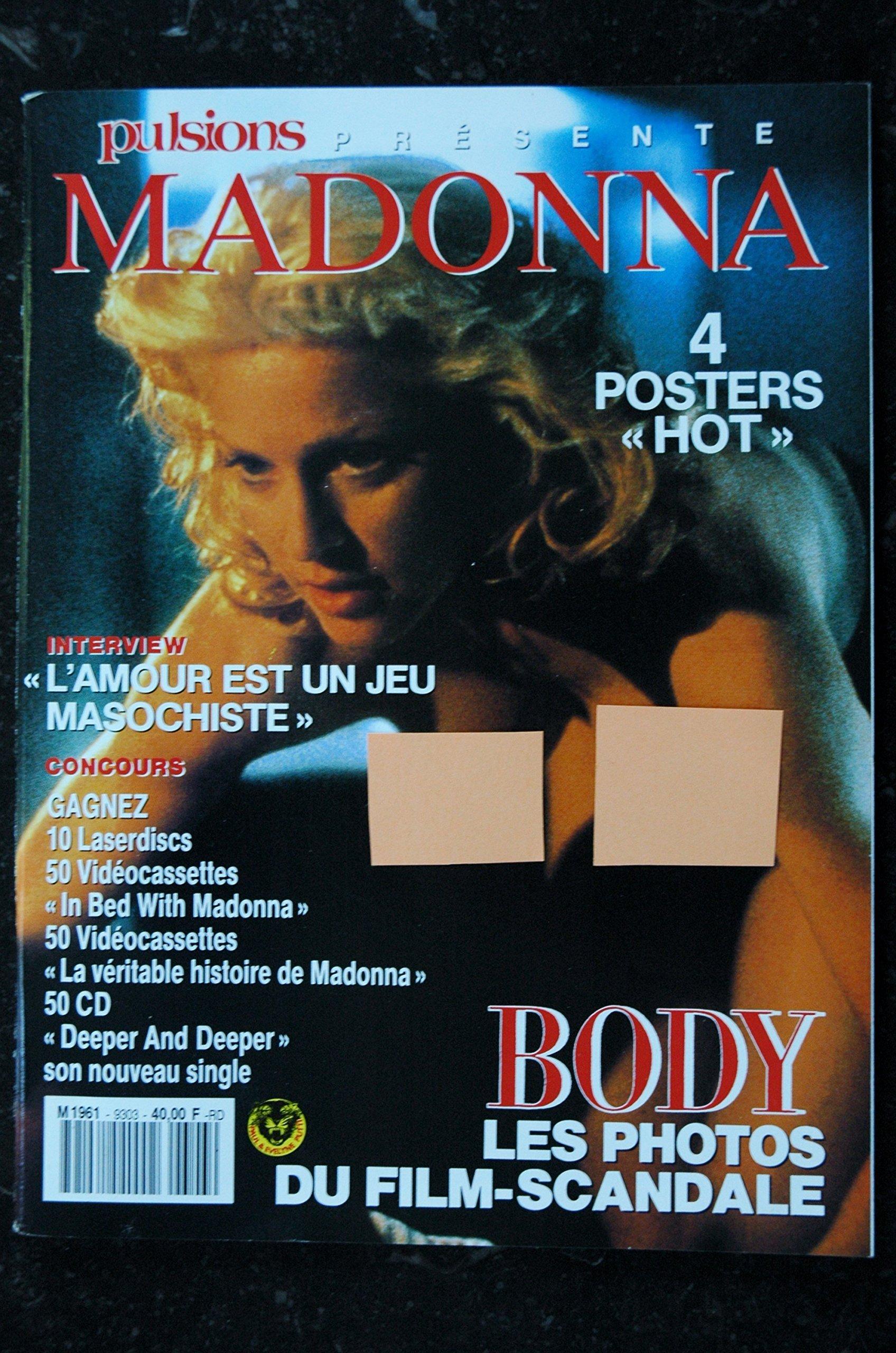 Madonna nudeposter Nude Photos 80