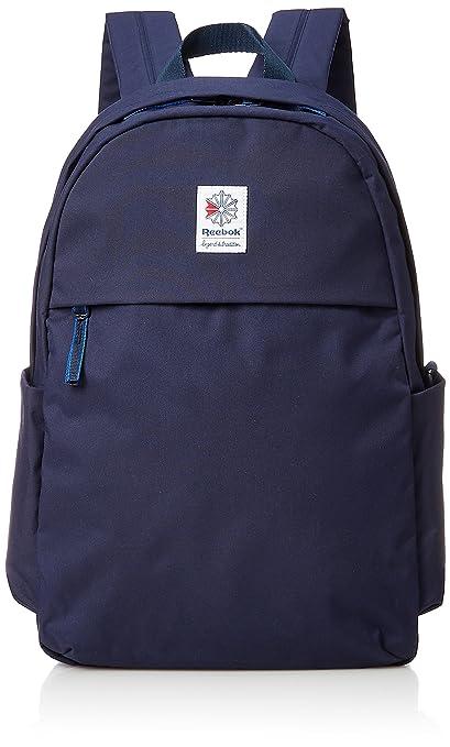 Reebok CE3421 Cl Fo Jwf Backpack 2.0 Mochila Tipo Casual, 25 cm, 24 litros, Azul: Amazon.es: Equipaje