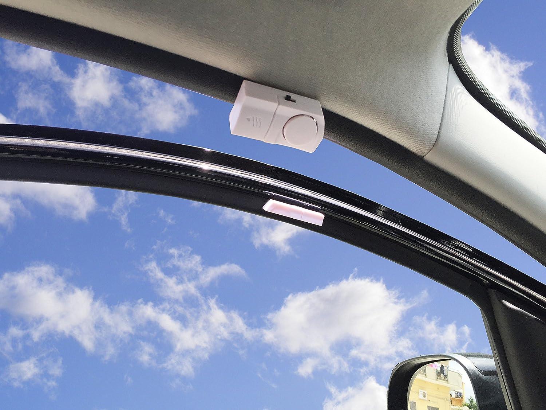 Mini-alarma para coche sin hilos 100dB: Amazon.es: Electrónica