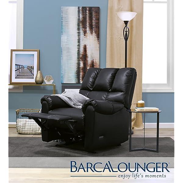 Barcalounger Relax & Restore Recliner, Black