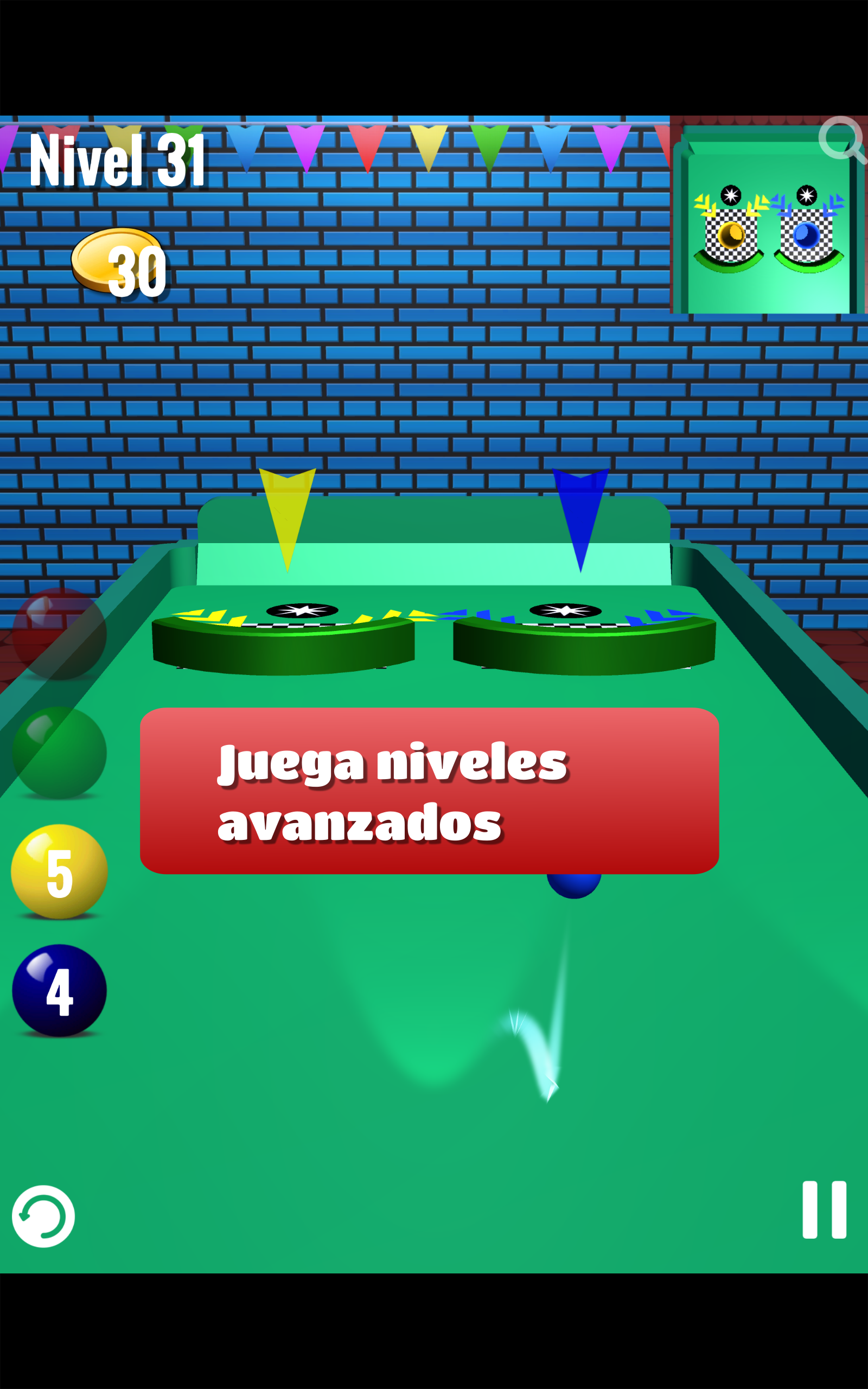 Ball x Holes: Amazon.es: Appstore para Android