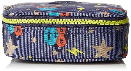 Kipling 100 Pens Pencil Cases, 21 cm, 1.5 liters, Multicolour (ToddlerHero)