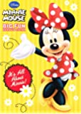 Disney Minnie Mouse Coloring Books - 2-pack Set