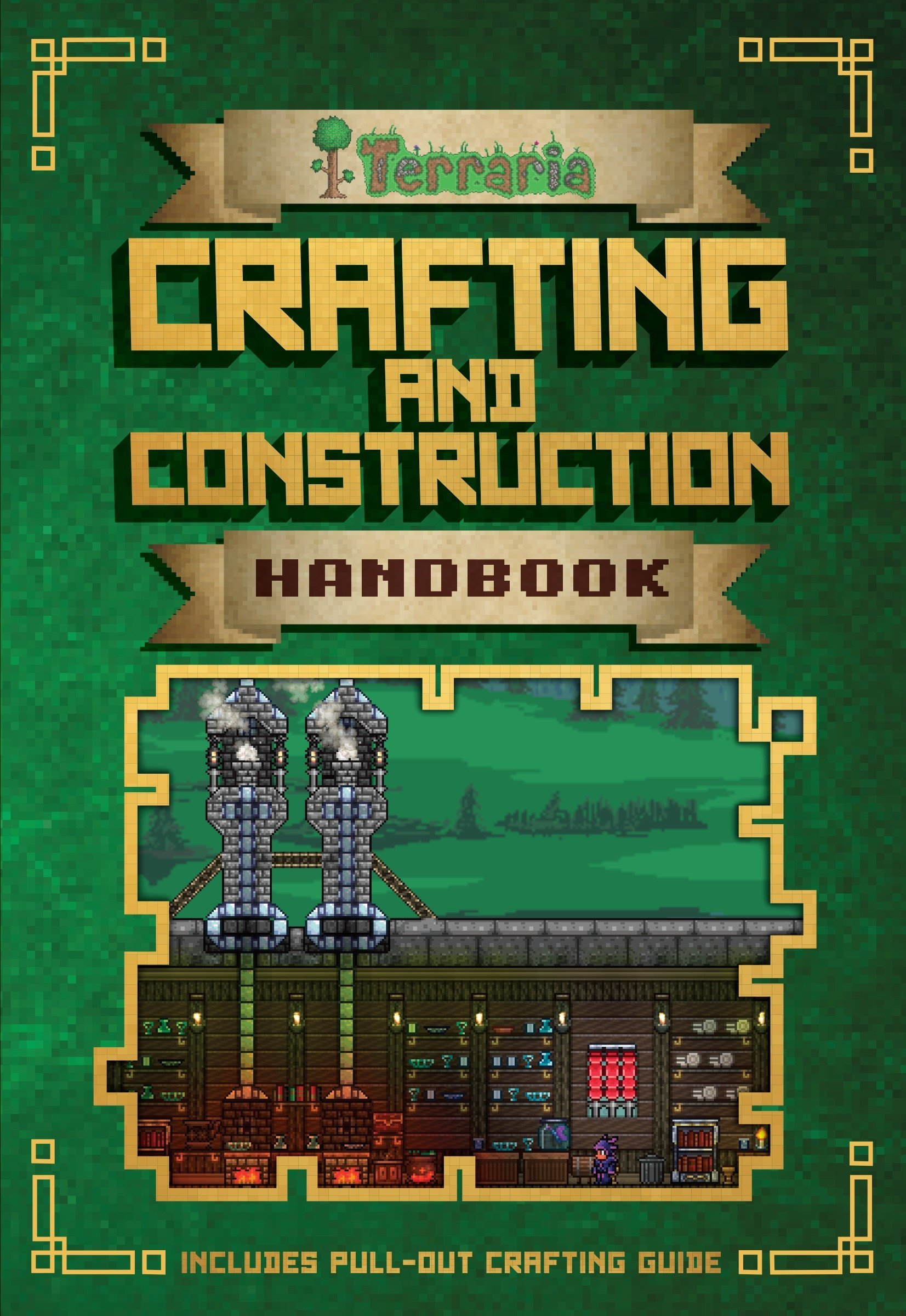 Crafting and Construction Handbook (Terraria): Daniel Roy
