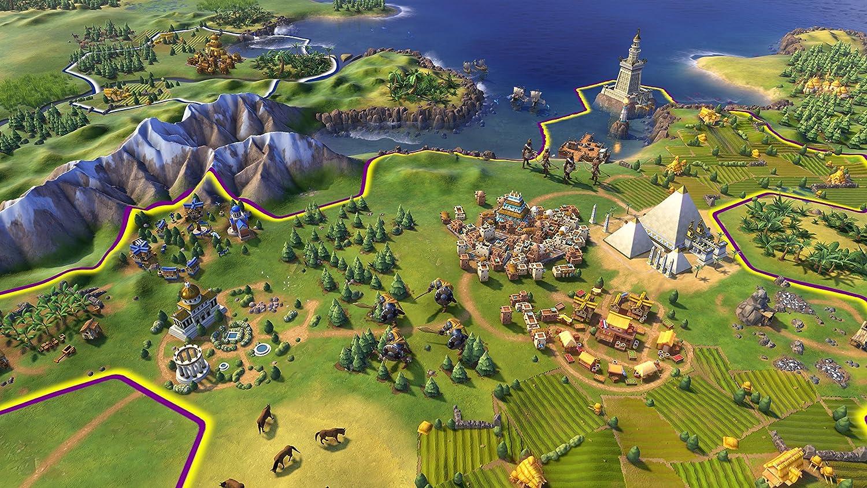 45位:Firaxis Games『Sid Meier's Civilization VI』
