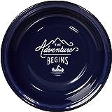 (Pasta Bowl - Blue) - Gentlemen's Hardware Adventure Enamel Pasta Bowl, Blue