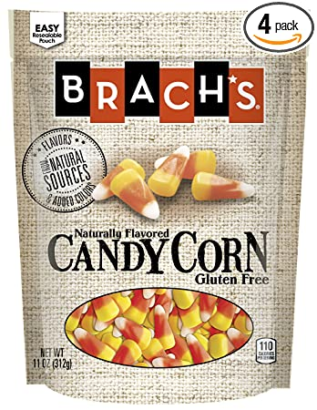 Amazon.com : Brach\'s Natural Sources Candy Corn, 11 Ounce (Pack of 4 ...