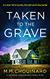 Taken to the Grave: A completely unputdownable mystery thriller (A Detective Jo Fournier Novel)
