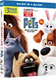 Pets: Vita da Animali (Blu-Ray 3D + Blu-Ray)