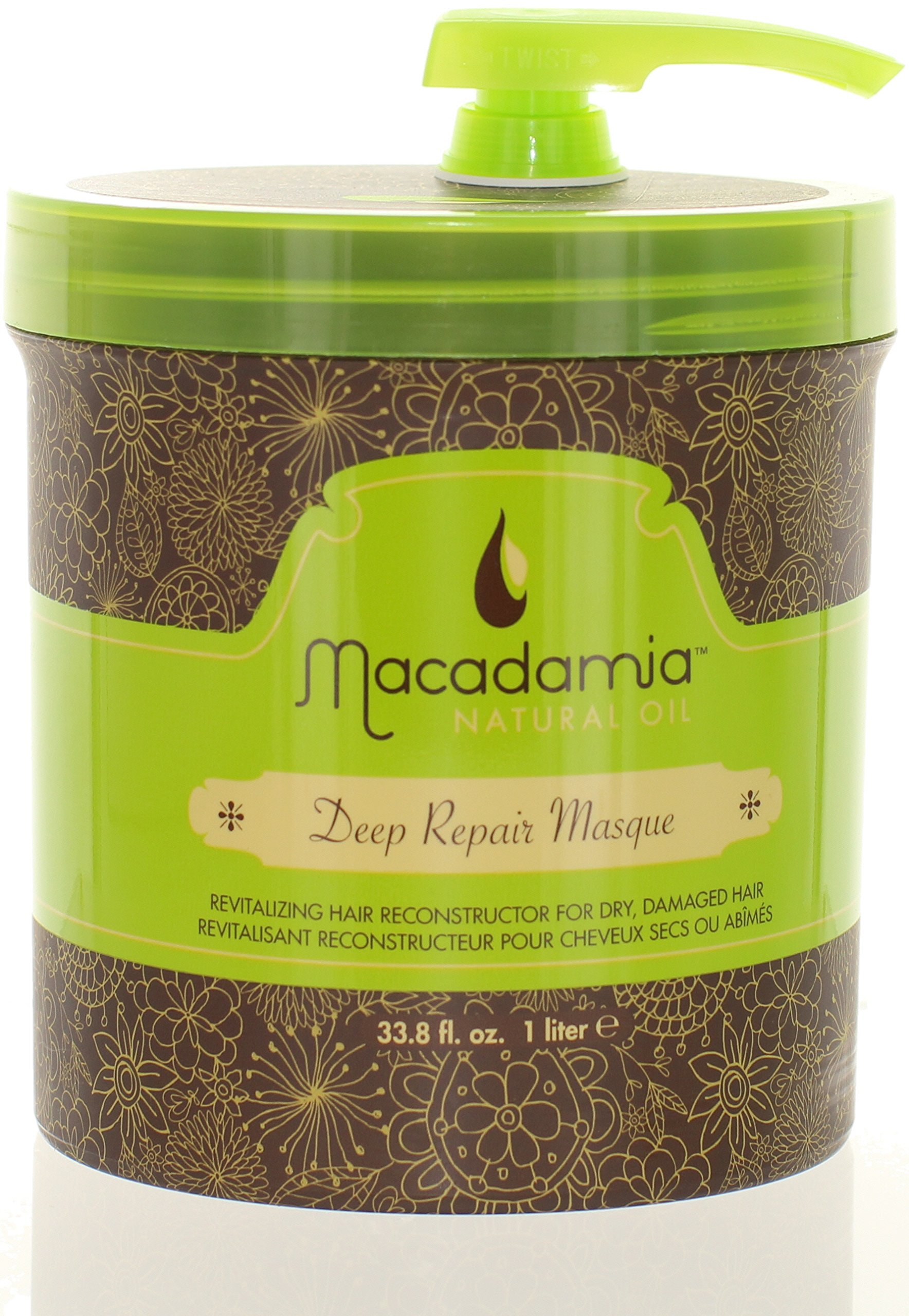 Macadamia Natural Oil Deep Repair Masque 33.8oz