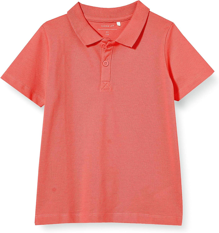 Name It Boys Nmmhalo Ss Polo Shirt